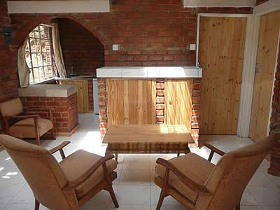 Lounge - new cottage