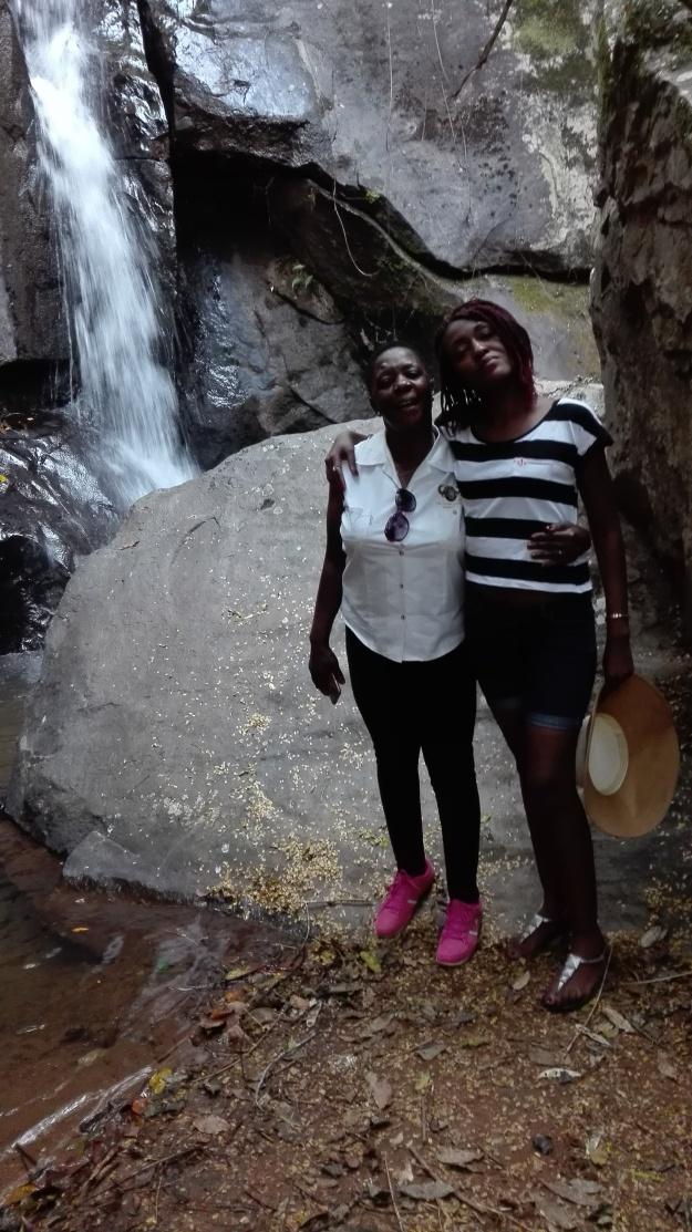 Visitors from Masvingo