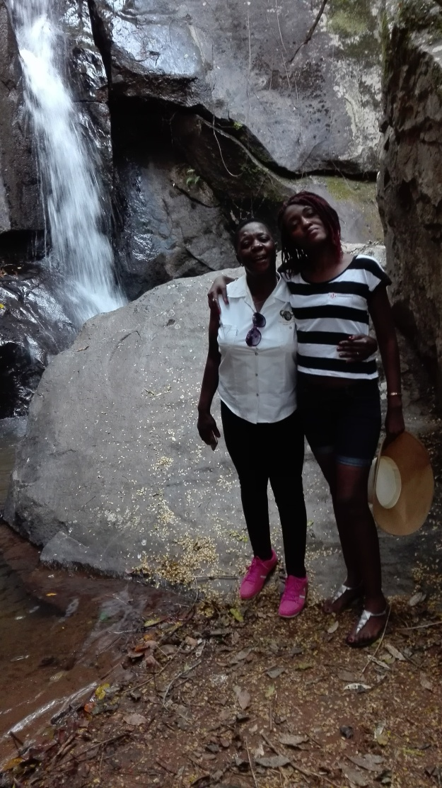 Visitors from Masvingo
