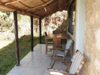 Cottage 2 veranda
